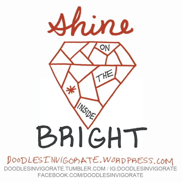 shine-bright_DoodlesInvigorate