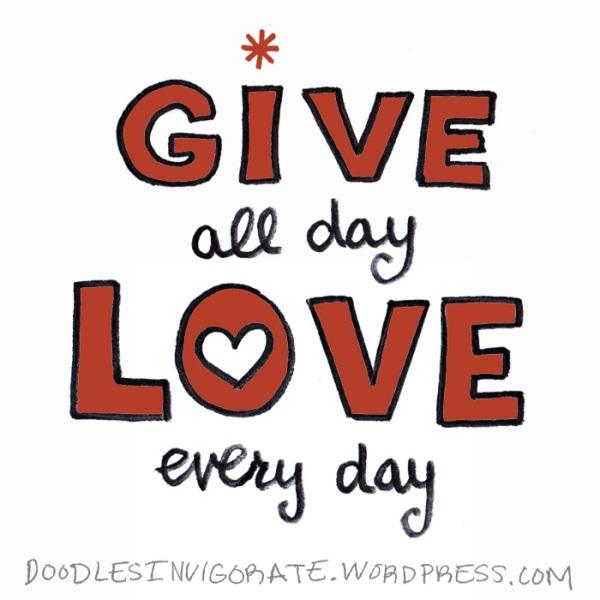 give-love_DoodlesInvigorate