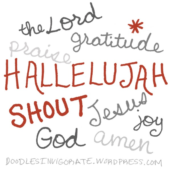 Hallelujah_DoodlesInvigorate