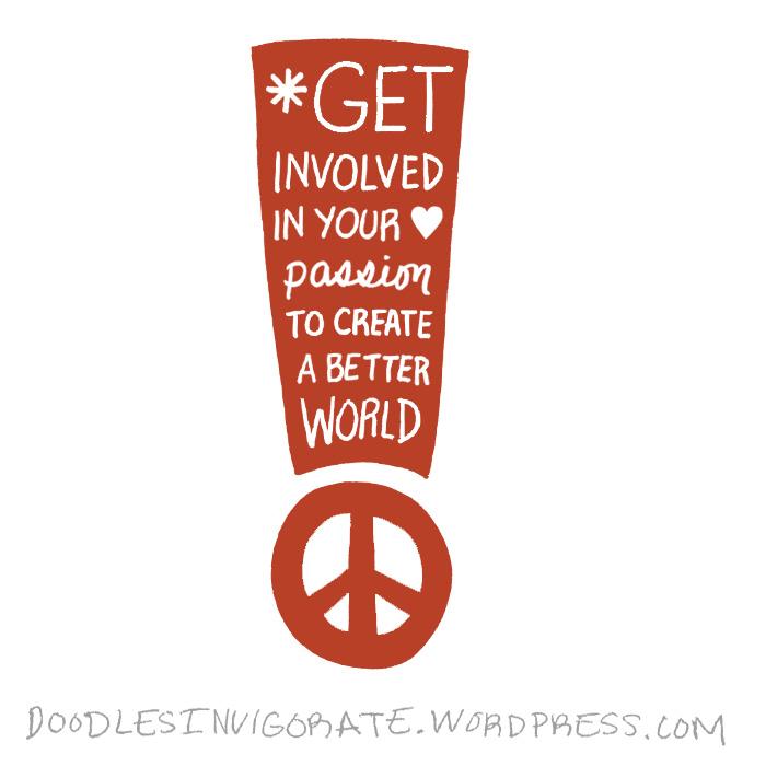 Get Involved: Doodles Invigorate