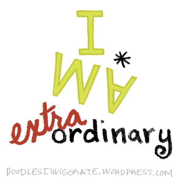 I-AM-extraordinary_Doodles-Invigorate