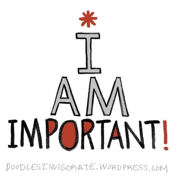 Self-esteem | Doodles Invigorate